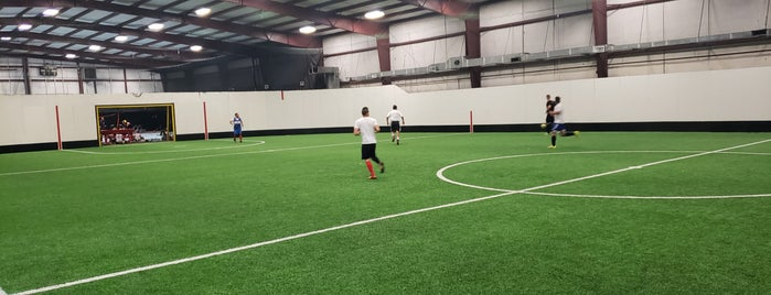 Southwest Indoor Soccer is one of Orte, die Gil gefallen.
