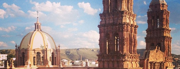 Zacatecas is one of Locais curtidos por Alfonso.