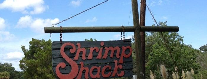 Shrimp Shack is one of Lugares favoritos de Uba.