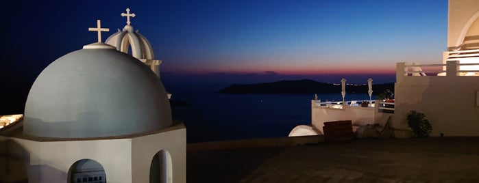 Why Not! Souvlaki is one of Santorini.