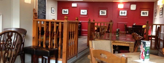 Burleigh Arms is one of Orte, die Shaun gefallen.