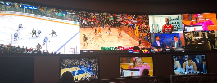 Race & Sports Book is one of Best Bars in Las Vegas to watch NFL SUNDAY TICKET™.
