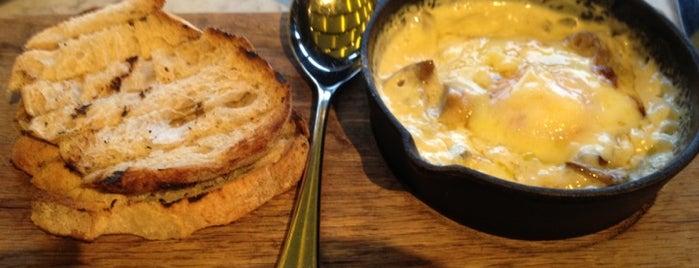 Duck & Waffle is one of Breakfast/Brunch in London.