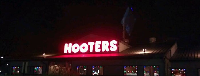Hooters is one of fun zones.