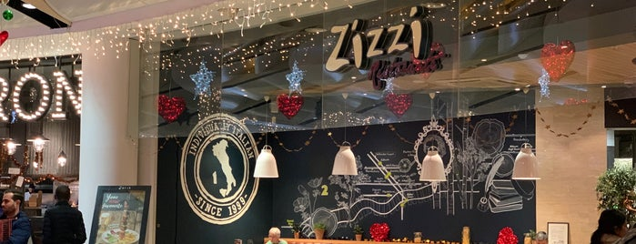 Zizzi is one of Favourites.