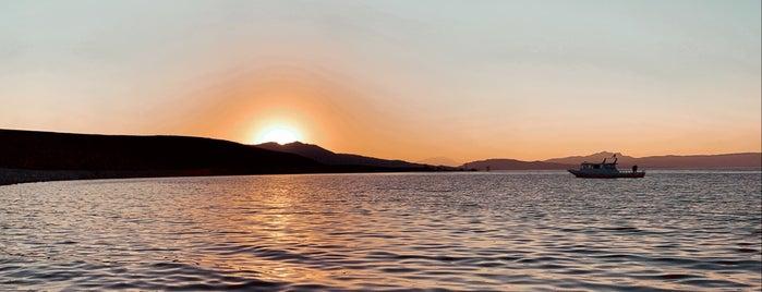 Erçek Gölü is one of Yurdun 4-1 köşesi.