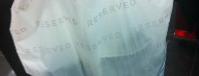 Reserved is one of Posti che sono piaciuti a Julia.