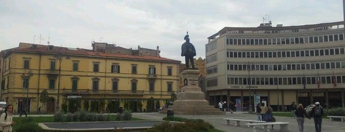 Piazza Vittorio Emanuele II is one of ITA Florence.