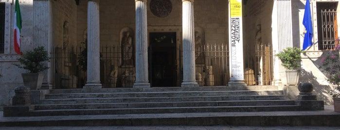 Museo Etrusco is one of Tempat yang Disukai Babbo.