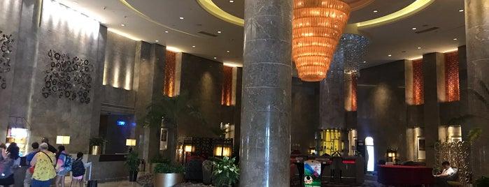 云岗美高大酒店 is one of DaTong.