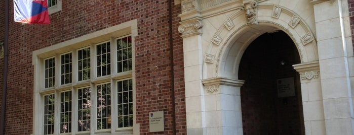 Sweeten Alumni House is one of Philly Favorites.