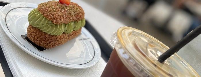 Café Kitsuné is one of London v2 🇬🇧.