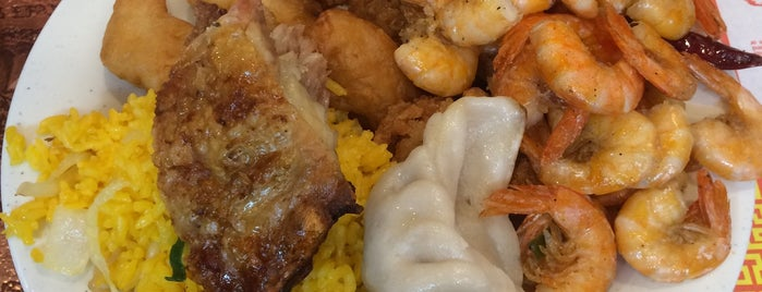 Merry Land Buffet is one of Posti che sono piaciuti a Harlem's.