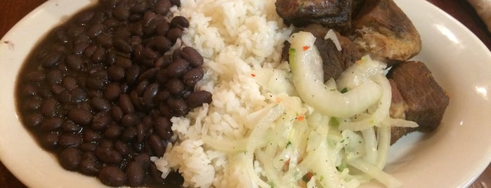 Sophie's Cuban Cuisine is one of The Medinas -  Our New York City.