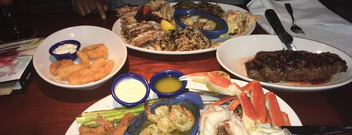 Red Lobster is one of Posti che sono piaciuti a Harlem's.