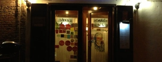 Trattoria Sora Lella is one of Dot eats Rome.
