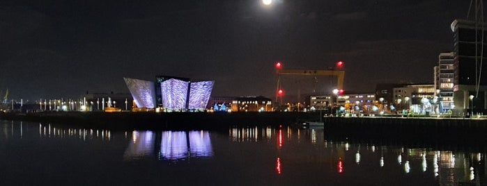Titanic Slipway is one of Belfast.