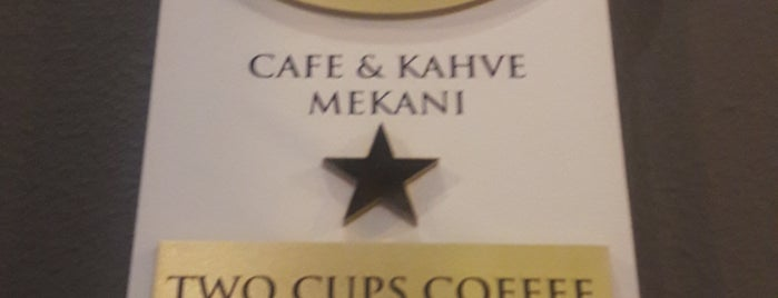 Two Cups Coffee is one of Orte, die Duygu gefallen.