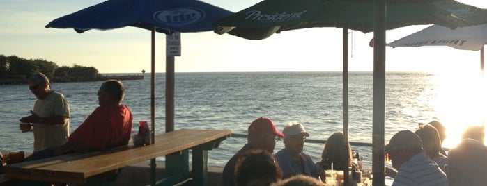 Woody's Waterfront is one of Date Spots.