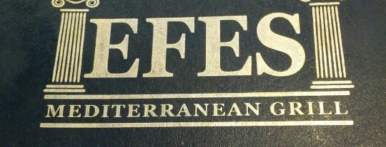 Efes Mediterranean Grill is one of Phili area.