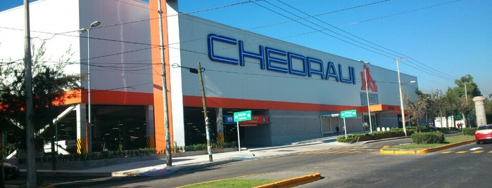 Chedraui is one of Locais curtidos por Rodolfo.