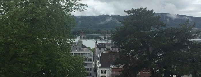 Kreis 1 - Altstadt is one of Europe: 3months business trip '15.