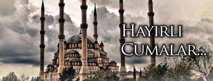 Cıvıloğlu Camii is one of Konya Karatay Mescit ve Camileri.