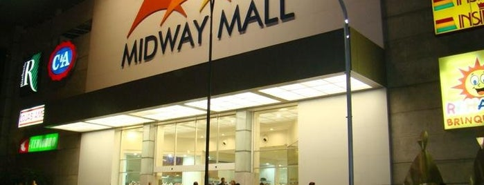 Midway Mall is one of Shopping Center (edmotoka).