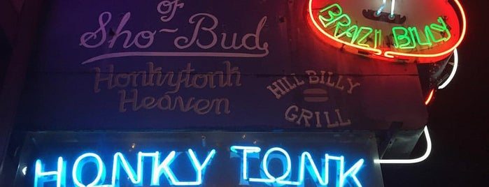 Robert's Western World is one of Nashville.