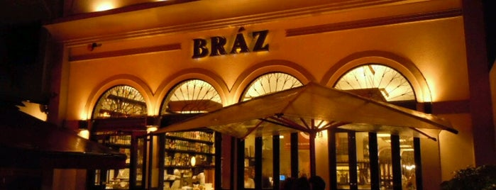 Bráz Pizzaria is one of Campinas - Sp.
