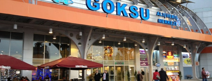 Göksu Alışveriş Merkezi is one of Erkan 님이 좋아한 장소.