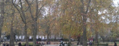 Russell Square is one of Must-visit Great Outdoors in London.