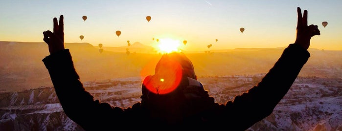 Ürgüp Hot Air Balloons is one of Tanj' H.さんのお気に入りスポット.