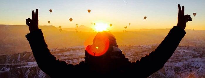 Ürgüp Hot Air Balloons is one of Lugares favoritos de Tanj' H..