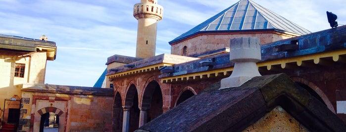 Hacı Bektaş-ı Veli Müzesi is one of Lugares favoritos de Tanj' H..