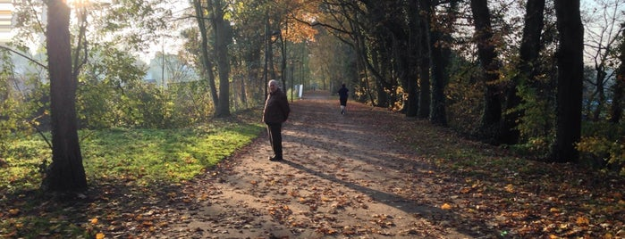 Promenade du Chemin de Fer is one of Arnaud's Liked Places.