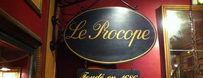 Le Procope is one of Tavsiye edilenler.