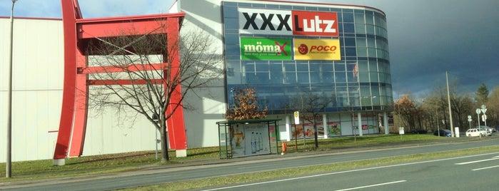 XXXLutz is one of Lieux qui ont plu à Nim.