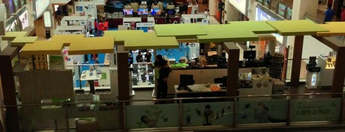 Funan DigitaLife Mall is one of Neu Tea's Nav.