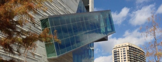 Perot Museum of Nature and Science is one of Dallas's Best Museums - 2012.