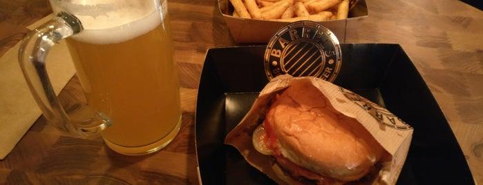 Barrels Burgers & Beer is one of Drink & eat in Stockholm.