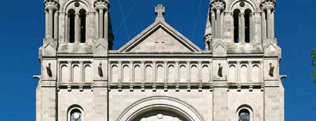 Cathedral Historic District is one of Top Things to do in Sioux Falls.