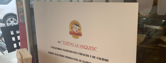 Tortas La Vaquita is one of A ver si es cierto.