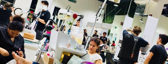 Pinno Salon is one of Lugares favoritos de Samy.