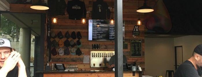 Artifex Brewing Company is one of Tempat yang Disukai David.