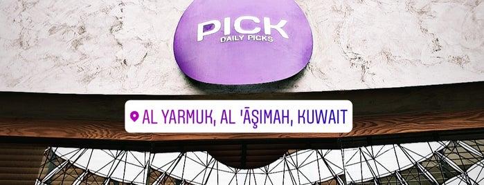 Pick Yo - Yarmouk is one of Lieux qui ont plu à Ⓦ.ⒶⓁⓇ95.