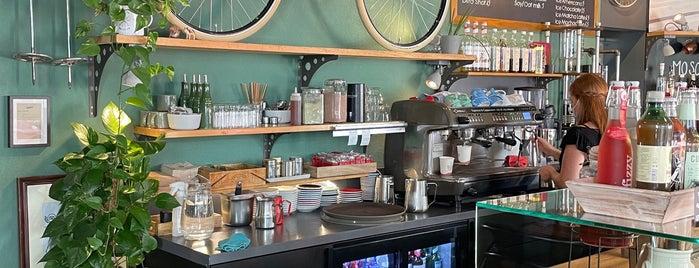 Velo Cafe is one of 🇨🇭- Bern & region.