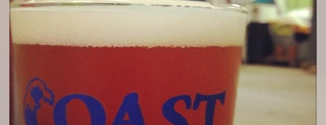 COAST Brewing Company is one of Posti che sono piaciuti a Jordan.