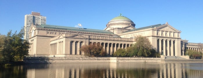 Museum of Science and Industry is one of Marathon Chicago 2014.
