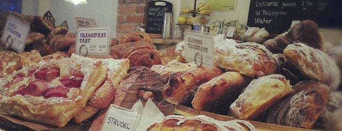 Laveli Bakery is one of London - My favourite things.